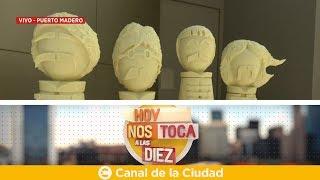 Download Los huevos de Pascuas más pintorescos: Gustavo Nari en Hoy nos toca a las Diez Video