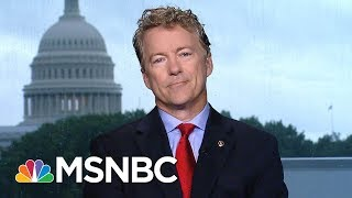 Download Senator Rand Paul On Haspel: 'Torture Is Not What America Stands For' | Velshi & Ruhle | MSNBC Video