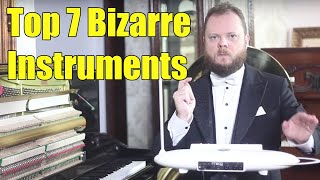 Download Top 7 Most Bizarre Musical Instruments of the World Video