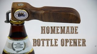 Download How to Make a Homemade Bottle Opener Video