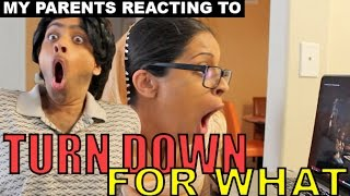 Download Turn Down For What | My Parents React (Ep. 7) Video