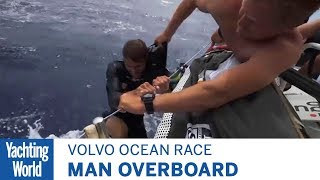 Download Man Overboard in Volvo Ocean Race | Yachtin World Video