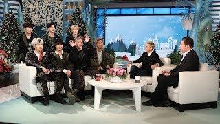 Download Ellen Makes 'Friends' with BTS! Video