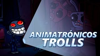 Download ANIMATRÓNICOS TROLLS - Troll Face Quest Video Games | iTownGamePlay Video