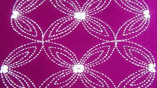 Download Hand Embroidery; Nakshi kantha design, Katha Drawing, নকশী কাঁথা সেলাই Video