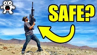 Download Can A Bullet Fired Straight Up Kill You When It Falls? Video