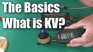 Download RC BASICS: What is KV? Video