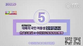 Download 歐陽娜娜 - 20180823 韓國人眼中的國民妹妹 Video