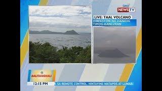 Download BT: PHIVOLCS: Base surge at volcanic tsunami, posible kapag nangyari ang malakas na pagputok ng Taal Video