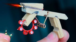 Download How to Make a MINI AK-47 THAT SHOOTS / Tutorials Video