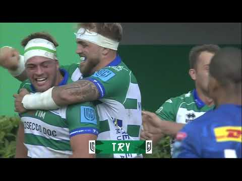 United Rugby Championship | Week 1 | Benetton Rugby v Stormers | Highlights | Highlights