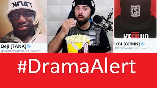 Download KSI vs ComedyShortsGamer #DramaAlert - Playground Insult Match! Video