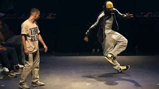 Download Dance battle: Majid vs Mamson - I Love This Dance 2012 Video