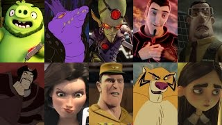 Download Defeats of my Favorite Animated Non-Disney Movie Villains Part XV Video