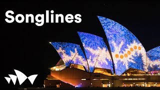 Download Sydney Opera House — Lighting The Sails 2016: Songlines with Director's Commentary by Rhoda Roberts Video
