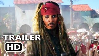 Download PIRATES OF THE CARIBBEAN 5 Official Trailer # 3 (2017) Dead Men Tell No Tales, Disney Movie HD Video