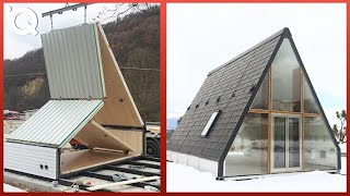Download Modern Technologies For Fast Construction Housing Video