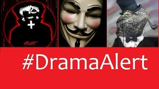 Download Anonymous vs Lizard Squad Its Official #DramaAlert PSN still down - OpTic Swanny! Video