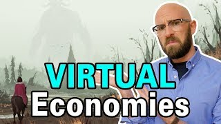 Download That Time a Video Game had an Economy Almost as Strong as Russia Video