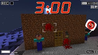 Download NOOB JOGA MINECRAFT AS 3 DA MANHÃ E OLHA O QUE ACONTECEU Video
