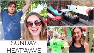 Download A SUNDAY IN THE HEATWAVE! | Niomi Smart Video