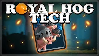 Download How to Use & Counter Royal Hog Card for New June Update   Sneak Peek #1   Clash Royale 🍊 Video