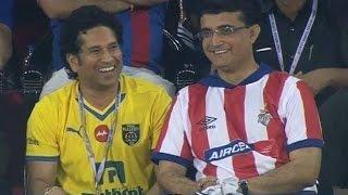 Download I will watch the match with Sachin Tendulkar : Sourav Ganguly Video