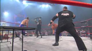 Download Bound For Glory 2009: Full Metal Mayhem Tag Team Match Video