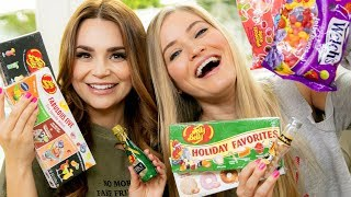 Download MASSIVE Jelly Bean Taste Test with Ro! Video
