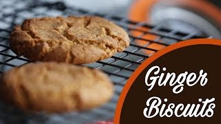Download How To Make Ginger Biscuits/Cookies At Home || Diwali Recipes || Anjali Pathak Video