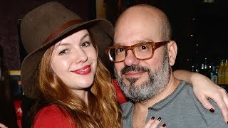 Download Amber Tamblyn and Husband David Cross Welcome a Baby Girl! Video