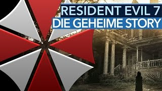Download Resident Evil 7 - Die geheime Story erklärt Video