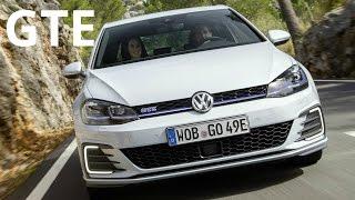 Download 2017 Volkswagen Golf GTE Plug-In-Hybrid 1.4 TSI (204 PS) Video