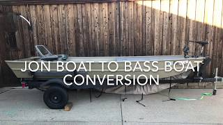 Download Jon Boat To Bass Boat Conversion Video