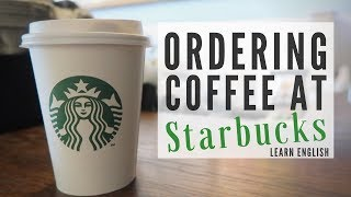 Download Ordering Coffee at Starbucks | English Class Video