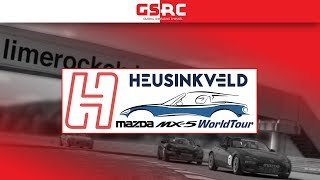 Download Heusinkveld MX-5 World Tour - Season 15 - Round 8 - Suzuka Video