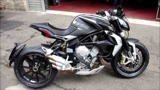 Download MV Agusta Dragster 800 Start up and Sound Video