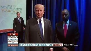 Download Republican debate's awkward opening Video
