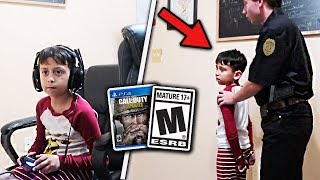 Download 6 Year Old ARRESTED for Playing FORTNITE *MUST WATCH* Video