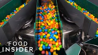 Download How Skittles Are Made Video