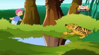 Download Hithopadesha in Hindi - Tiger and the Gold Bangle Video
