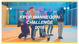 Download KPOP IDOLS DOING THE MANNEQUIN CHALLENGE ??! Video