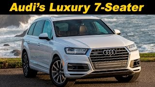 Download 2017 Audi Q7 3.0T Review and Road Test - DETAILED in 4K UHD! Video