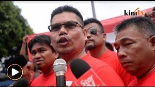Download 'Ku Nan nyanyuk, tiada ahli UMNO terlibat perhimpunan haram hanya NGO sahaja' Video
