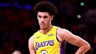 Download Lonzo Ball NBA Debut! Blake Griffin Dunks on Randle! Clippers vs Lakers 2017-18 Season Video
