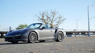 Download 2015 Porsche 911 Turbo S Cabriolet Test Drive Video