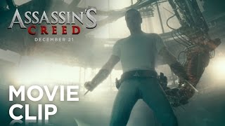 Download Assassin's Creed | ″Enter the Animus″ Clip | 20th Century FOX Video