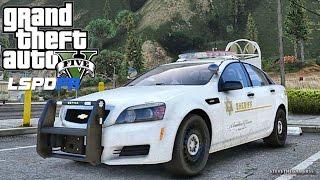LSPDFR #504 TAHOE PATROL!! (GTA 5 REAL LIFE POLICE PC MOD