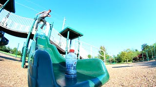 Download ULTIMATE PLAYGROUND BOTTLE FLIPPING Video