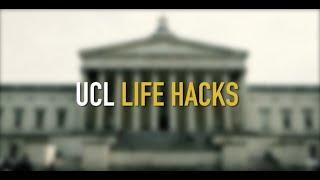 Download UCL Life Hacks - Shortcuts Video
